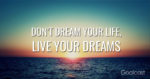 If You Can Dream It. . .